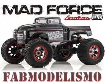 AUTOMODELO MAD FORCE KRUISER 2.0 GP ESCALA 1/8