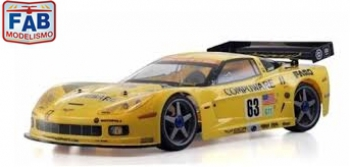 AUTOMODELO INFERNO GT2 VE CORVETTE C6-R 1/8