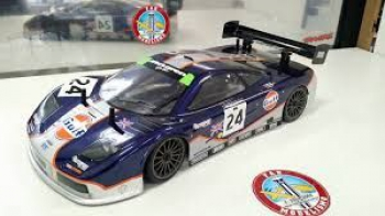 AUTOMODELO KYOSHO FAZER VE-X MC LAREN 1/10 BRUSHLESS