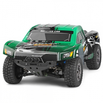 Automodelo Elétrico WLToys Off Road Buggy Pioneer 4x4 Completo 1/12