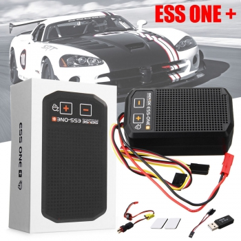 Sistema de Som Real Sense One+ Plus Engine Sound System Programável