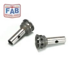 MUG E0221 - MUGEN F/R AXLE SHAFT MBX6 MBX7
