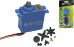 Servo Digital Savox Sw-0250 Metal Wp + Top 2080 Traxxas 1/16