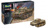 Kit Revell Tanque Pzkpfw 2 Ausf L Luchs Ww2 1/72 - 03266