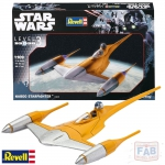 Kit Revell Star Wars Naboo Starfighter 1/109 - 03611 R$85
