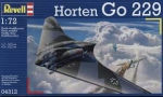 Kit Revell Avião Horten Go 229 German 1/72 - 04312