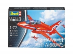 Kit Revell Jato BAe HAWK T.1 Red Arrows RAF 1/72
