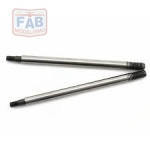 E0517- MUGEN FRONT DAMPER SHAFT (2PCS) MBX