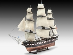 Kit Revell USS Constitution - Old Ironside - 1/146