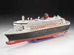 Kit Revell Navio Cruzeiro Queen Mary 2 1/1200 - 05808