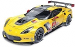 Kit Revell Corvette C7-r V8 Usa Version 1/25 - 07036