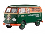 Kit Revell Vw Kombi T1 Panel Van German 1954 1/24 - 07076