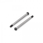 Hb Hot Bodies Hinge Pin Set (front Outer 2pcs) - Hpi 109849