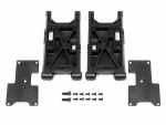 HPI Hot Bodies 1/8 D812 Rear Suspension Arm Set - hb 109861