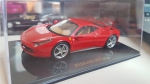 Miniatura Metal Ferrari 458 Italia 1/43 Collection