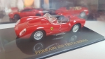 Miniatura Metal Ferrari 250 Testa Rossa 1/43 Collection