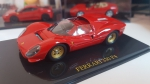 Miniatura Metal Ferrari 330 P4 1/43 Ferrari Collection