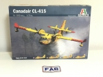 Kit Italeri Avião Canadair Cl-415 Firefighting - 1/72