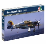 Kit Italeri Avião Sea Hurricane + Photo-etched 1/48 - 2713
