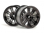 Par Rodas Hpi Savage 8 Spoke 14mm 83x56mm - Hpi 3173