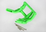 Trax 3677A - Wheelie Bar Mount, Green