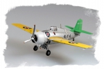 Kit Hobbyboss Avião F4F-3 Wildcat 1/72