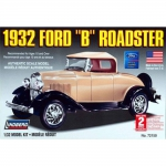Kit Lindberg Ford Moledo B Roadster 1932 1/32 - Made In Usa - 72150