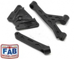 LOS B2278 Chassis Brace & Spacer Set