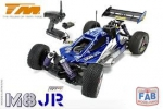 Automodelo á Combustão Escala 1/8 Nitro 4WD Buggy RTR Team Magic M8JR