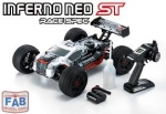 AUTOMODELO INFERNO ST TRUGGY RACE SPEC KE25 2.4GHZ