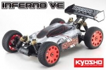 Automodelo Kyosho Inferno VE Race Spec 1/8 4x4 Radio KT231