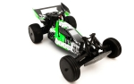 Automodelo 1/10 Boost 2WD Buggy RTR, Black/Green