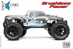 Automodelo Eletrico Ruckus 1/10 Monster Truck Brushless Completo