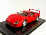 Miniatura Ferrari F40 1/43 Collection