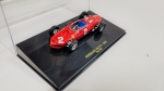 Miniatura Ferrari 156 F1 - 1961 Phill Hill 1/43 Collection