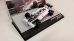 Miniatura Brabham Ford BT49C Nelson Piquet 1/43 Collection