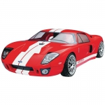 Automodelo Combustão 1/10 Thunder Tiger Tomahawk Ford GT