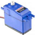 TRAX 2056 - Servo Traxxas high-torque waterproof - blue case