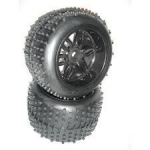Rodas/Pneus Sintec Montado Monster Off Road - TMaxx - Revo - Savage