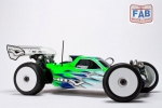 E2001 - Buggy Mugen MBX7 1/8 Off-Road Competition Buggy Kit