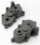 TRAX 7091 - Gearbox Halves, Front & Rear - FABMODELISMO