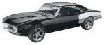 Pontiac Firebird 400 1968 Ram Air - Chip Foose Design - 1/25