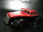 Bolha Hot Rod Ford 32 Hi Boy automodelos 1/10