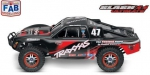 Trax 6807 - Automodelo Slash Ultimate 4X4 Truck Brushless c/ rádio