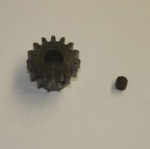 MA 3031 - 15T Pinion gear (5.0mm )