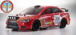 Automodelo Kyosho Fazer EP VE-X Lancer Evolution X KX4