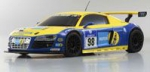 Kyosho Mini-z MR-03 SPORTS AUDI R8 LMS NBR 2010 #98