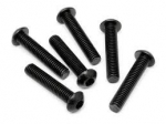 HPI 94910 Button Head Screw M6x30mm 4.0mm Hex Socket