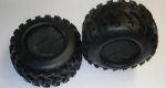 WC3007 Monster truck fang tires with inserts