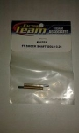 31251 Front Shock Shaft Gold 0.26